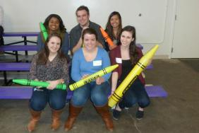 Cradles to Crayons!